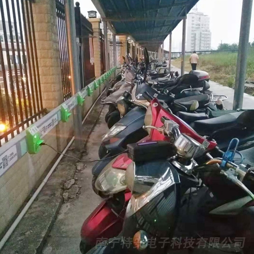 南宁快速电动车充电站