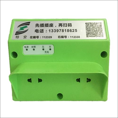 充电站充电双口插座